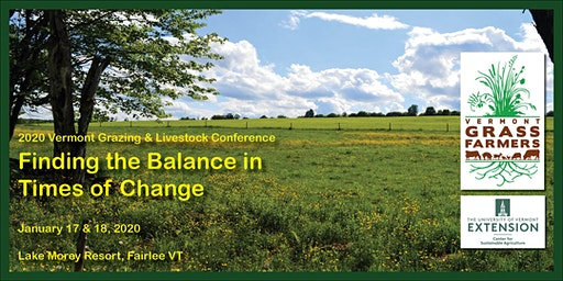24th Annual Vermont Grazing and Livestock Conference