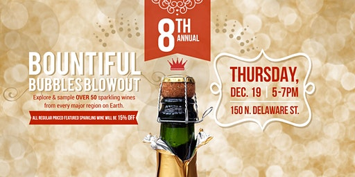 8th Annual Bountiful Bubbles Blowout
