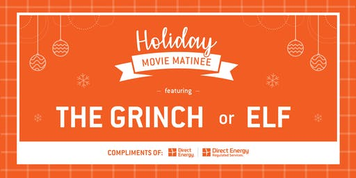 Holiday Movie Matinee