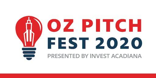 OZ Pitch Fest 2020 Interest Meeting