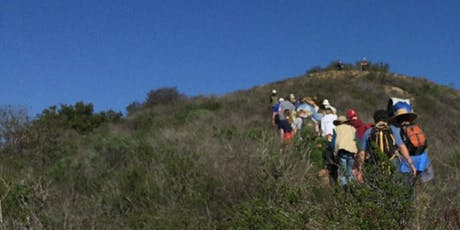 CANCELLED Long Distance Hiking- Laguna Coast Wilderness tickets