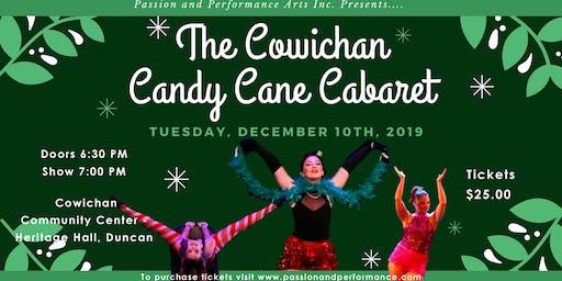 P&P Cowichan's Candy Cane Cabaret 2019