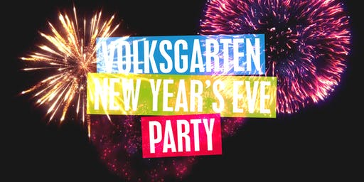 Volksgarten New Year's Eve Party 2019