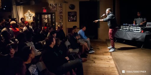 2020 Roswell Roots presents Soul Food Cypher