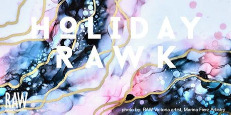 RAW Artists Baltimore presents Holiday RAWk 2019 tickets