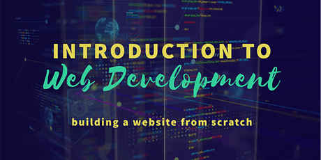 Introduction to Web Development · Two-Day Workshop tickets