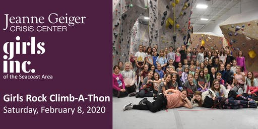 2020 Girls Rock Climb-A-Thon