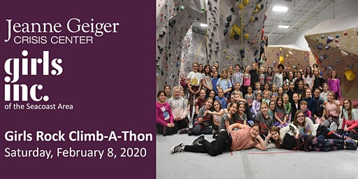 2020 Girls Rock Climb-A-Thon