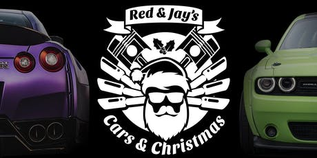 Red & Jay's Cars & Christmas Car Show 2019 tickets