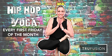 Hip Hop Yoga at TruFusion tickets