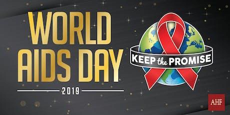 AHF World AIDS Day New York City tickets