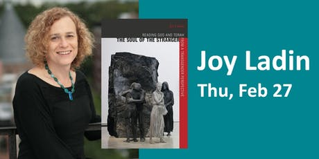 Joy Ladin, Author of The Soul of a Stranger tickets