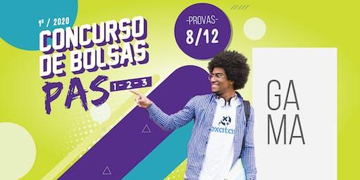 CONCURSO DE BOLSAS PAS- GAMA