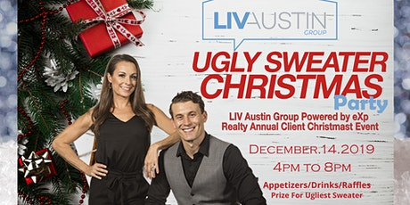 2019 Ugly Sweater & Toy Drive Client Appreciation Party tickets