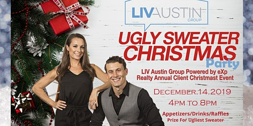 2019 Ugly Sweater & Toy Drive Client Appreciation Party