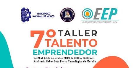 Talento Emprendedor 2019. entradas