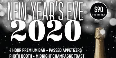 Go Out In Style: New Year's Eve Party at City Works Pittsburgh