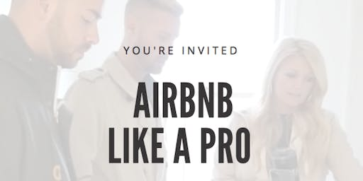 AirBNB Like a Pro
