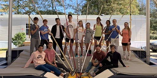 Christmas Break Pole Vault Camp December 27-29, 2019