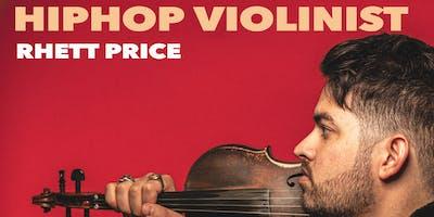 Hip-Hop Violinist Rhett Price