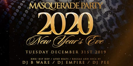 Masquerade Ball / New Year's Eve Party. tickets