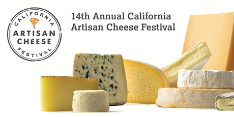 14th Annual California Artisan Cheese Festival tickets