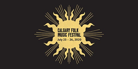 41st  Annual Calgary Folk Music Festival tickets