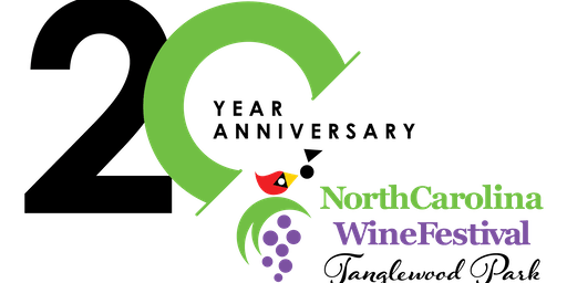 20th Anniversary of the North Carolina Wine Festival at Tanglewood Park