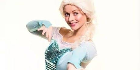 Breakfast with Elsa tickets