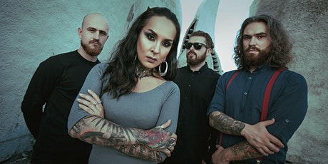 JINJER - Tour of Consciousness (Rescheduled from 05/23/20)