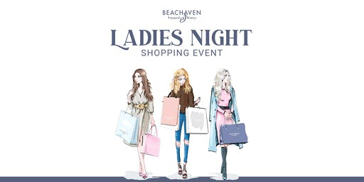 Ladies Night Out Shopping Event