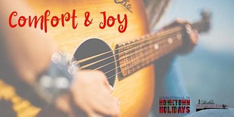 Comfort & Joy Tour at Historic Mansker's Station tickets