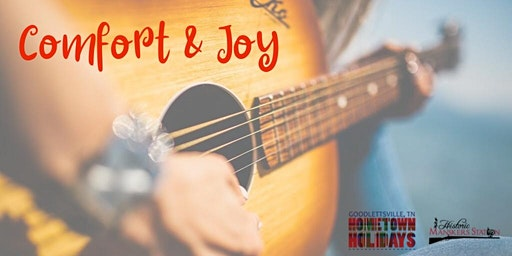 Comfort & Joy Tour at Historic Mansker's Station