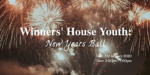 Winners' House Youth: New Year's Ball