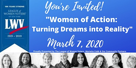 Women's History Day Celebration 2020 ! tickets