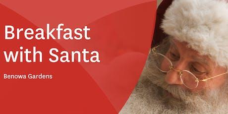 Santa's Breakfast tickets