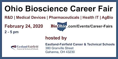 Ohio Bioscience Central Ohio Career Fair tickets