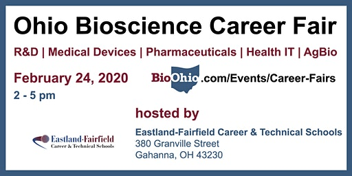 Ohio Bioscience Central Ohio Career Fair