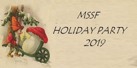 MSSF Holiday Party 2019 tickets