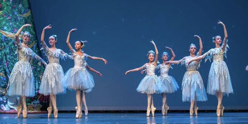 South Shore Ballet Performance with Capital One Cafe Hot Cocoa Bar