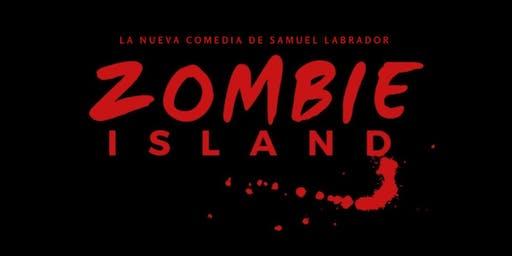 Estreno  Zombie Island - Samuel Labrador