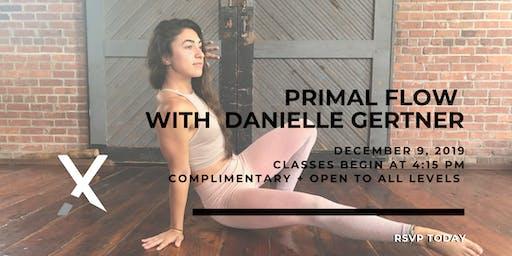BKBX Community Class - Primal Flow with Danielle Gertner
