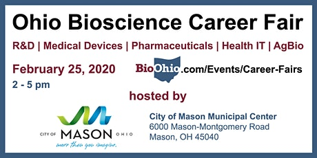 Ohio Bioscience Southwest Ohio Career Fair tickets