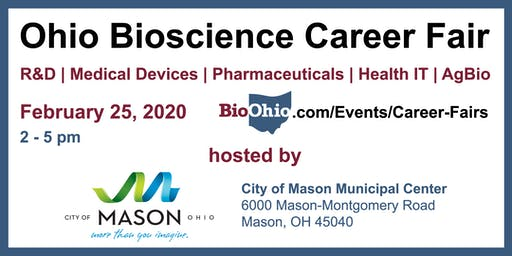 Ohio Bioscience Southwest Ohio Career Fair