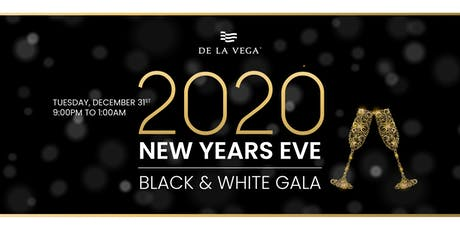 New Year's Eve 2020 at De La Vega! tickets