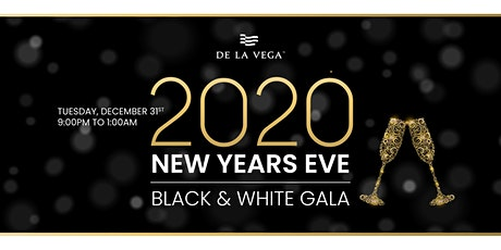 New Year's Eve 2020 at De La Vega! tickets