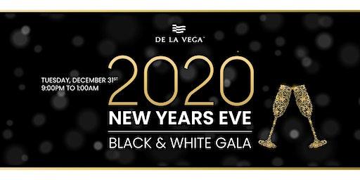 New Year's Eve 2020 at De La Vega!