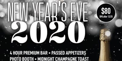 Go Out In Style: New Year's Eve at City Works Frisco