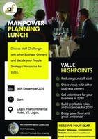 Manpower Planning Lunch