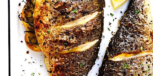 Fresh Gulf Seafood - Stuffed Cooking Class